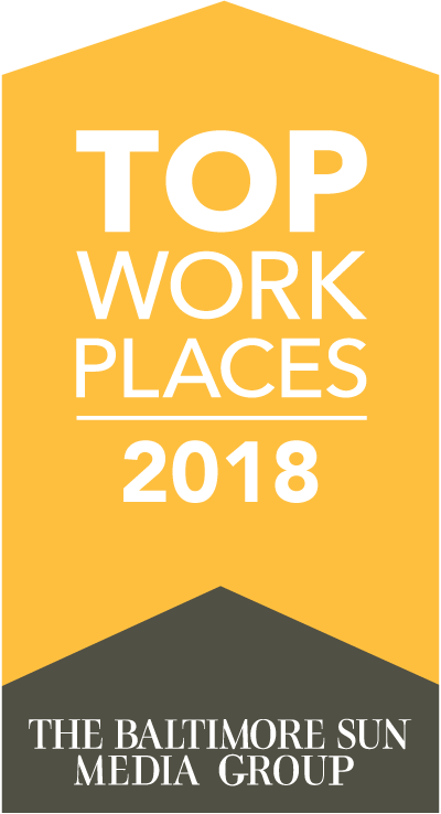 Baltimore Sun Top Workplace 2018
